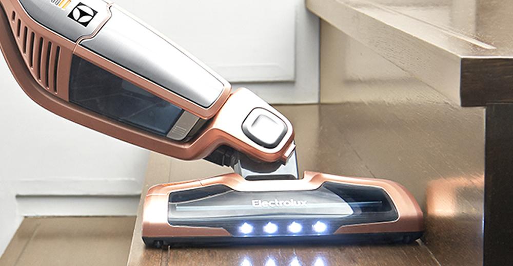コードレス掃除機 LEDヘッド