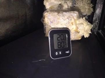 Fig. 7: Temperature & humidity controller