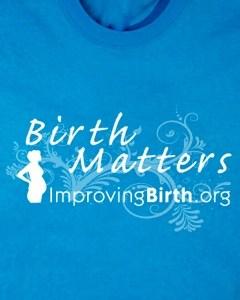 crew neck birth matters mock