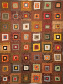 Designed and Pieced by Tierney Hogan. Quilted by Betty Anne Guadalupe.