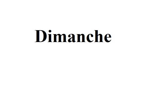 Discordances (un rêve)