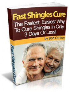 Fast Shingles Cure EBook Download