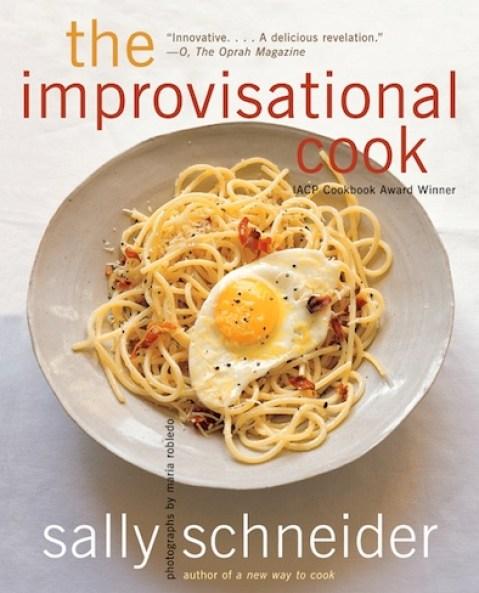 Sally Schneider's The Improvisational cook