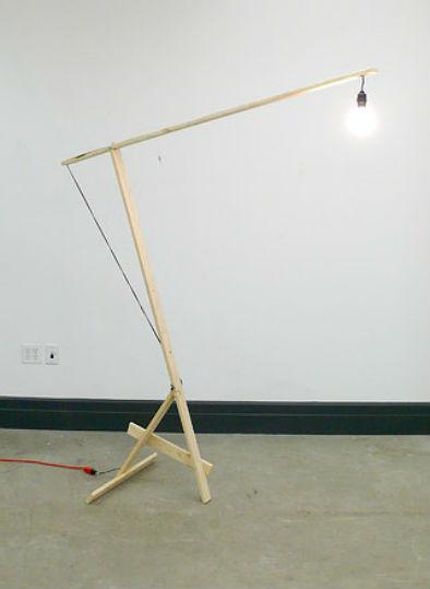 Kueng Caputo's autoprogettazione inspired Lampada