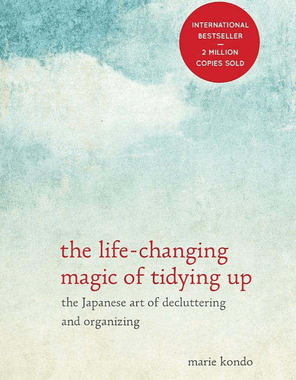 Life Changing Tidying Up Marie Kondo