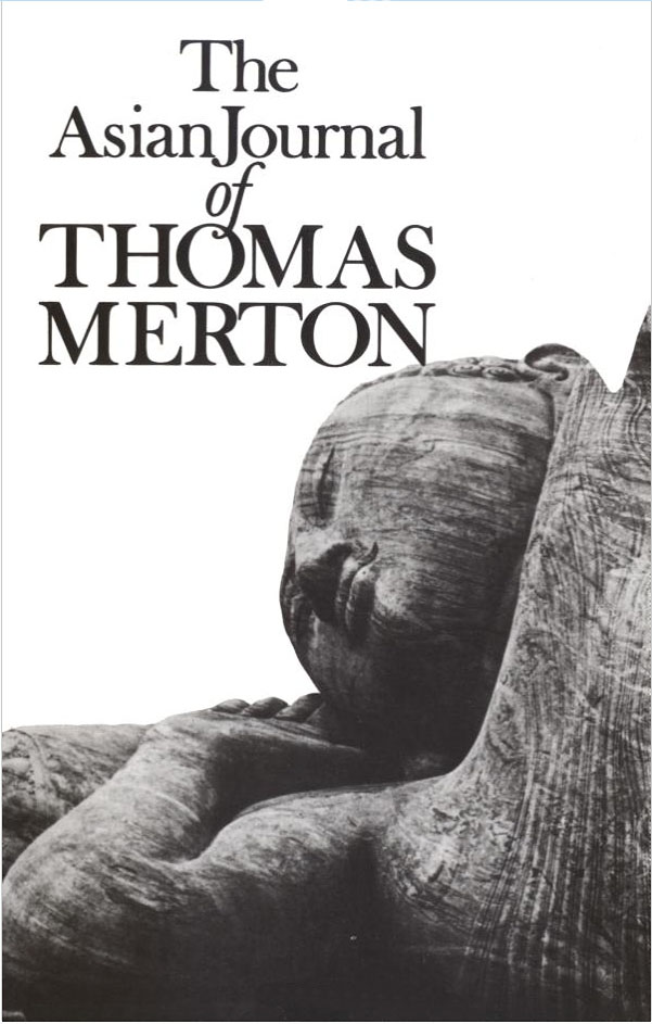 Thomas Merton The Asian Journal cover