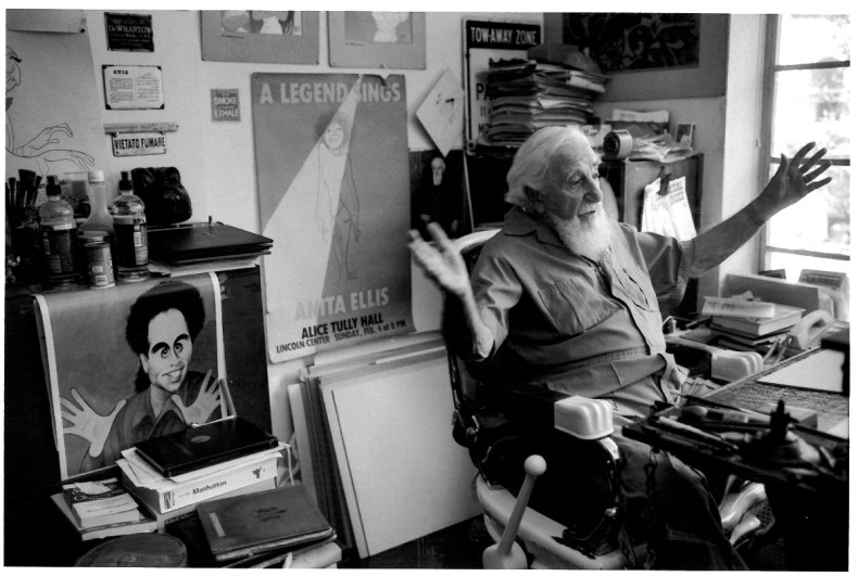 Alan Behr/Al Hirschfeld Foundation