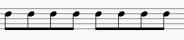 travail syncope (1) pour impro au violon