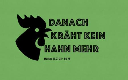 """6.7 """"Danach kräht kein Hahn mehr"""""""