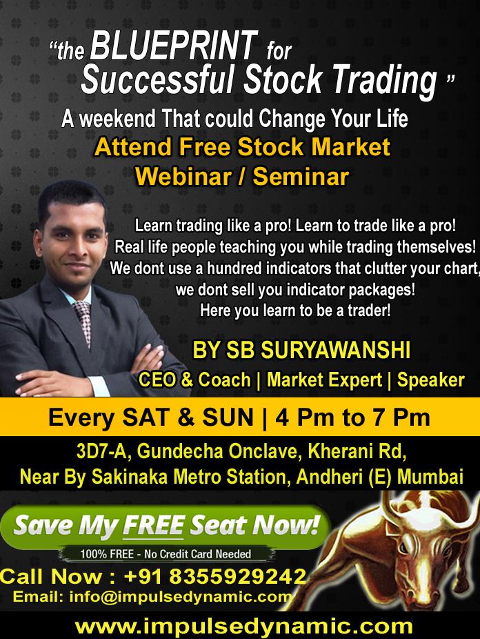 Free Stock Market Seminar