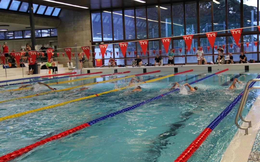 La natation Masters