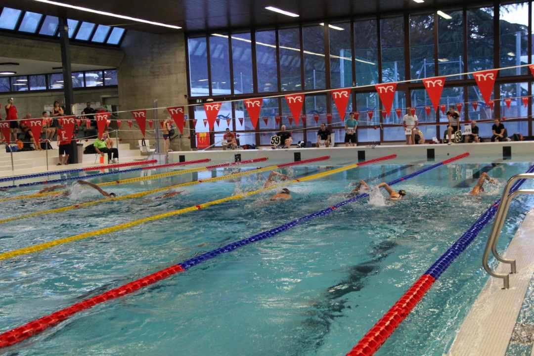 Spécificité de la natation Masters