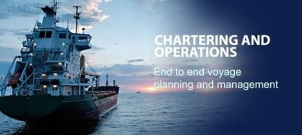 ERP system for shipping companies