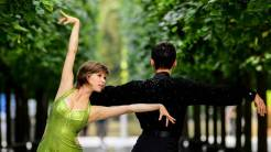Salsa in Leipzig mit Julian & Isabell