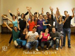 Impulso Latino | Salsakurs | HTWK Leipzig 2014
