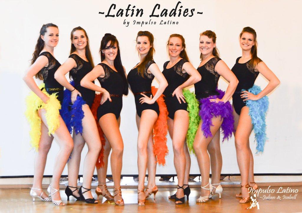 Impulso Latino | Latin Ladies