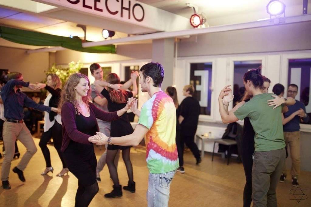 Impulso Latino | Advents Salsa Party 2015
