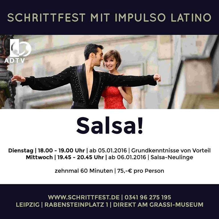 Impulso Latino | Neuer Salsa Kurse