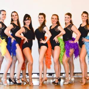 Impulso Latino | Latin Ladies Showteam