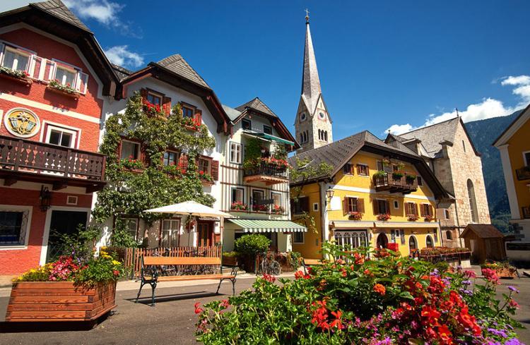 hallstatt austrija 18 - Putovanja u Evropi: Mala romantična sela i gradovi za kraći izlet (FOTO)