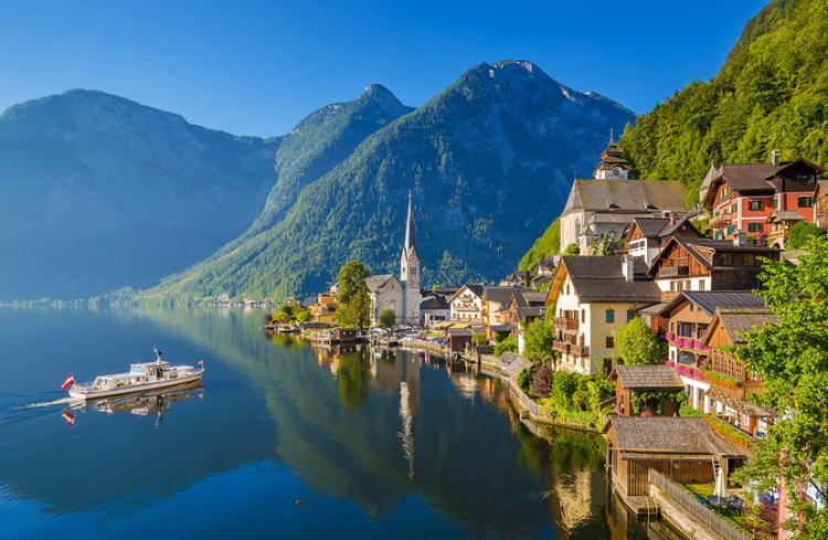 hallstatt austrija - Putovanja u Evropi: Mala romantična sela i gradovi za kraći izlet (FOTO)