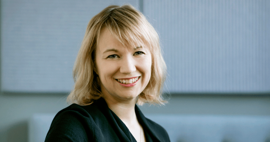 Saara Reinimäki, erityisasiantuntija (Kuva: LVM)