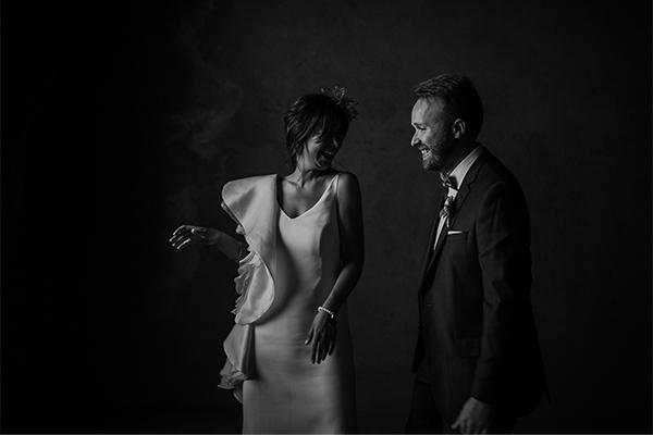 Vestido de novia Impúribus Preciosa boda de Lucía y David
