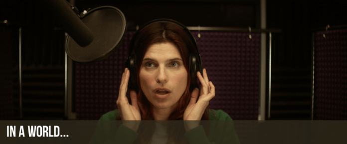 """SYNOPSIS: An underachieving vocal coach is motivated by her father, the king of movie-trailer voice-overs, to pursue her aspirations of becoming a voiceover star. Amidst pride, sexism and family dysfunction, she sets out to change the voice of a generation.    MY TAKE: """"Though this is only Bell's first written and directed feature, In A World… feels like a veteran outing from a serious independent filmmaker. It contains large doses of humor and several dramatic cues that, fortunately, never feel like they move the train off the rails in any way."""" ★★★★    ROTTEN TOMATOES: 91%"""