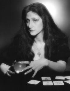 Gypsy Headshot @mid-1980s