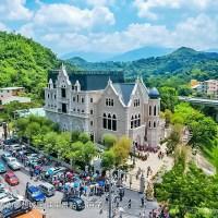 【 南投景點|埔里 】妮娜巧克力夢想城堡 超美城堡園區內部裝潢大公開!