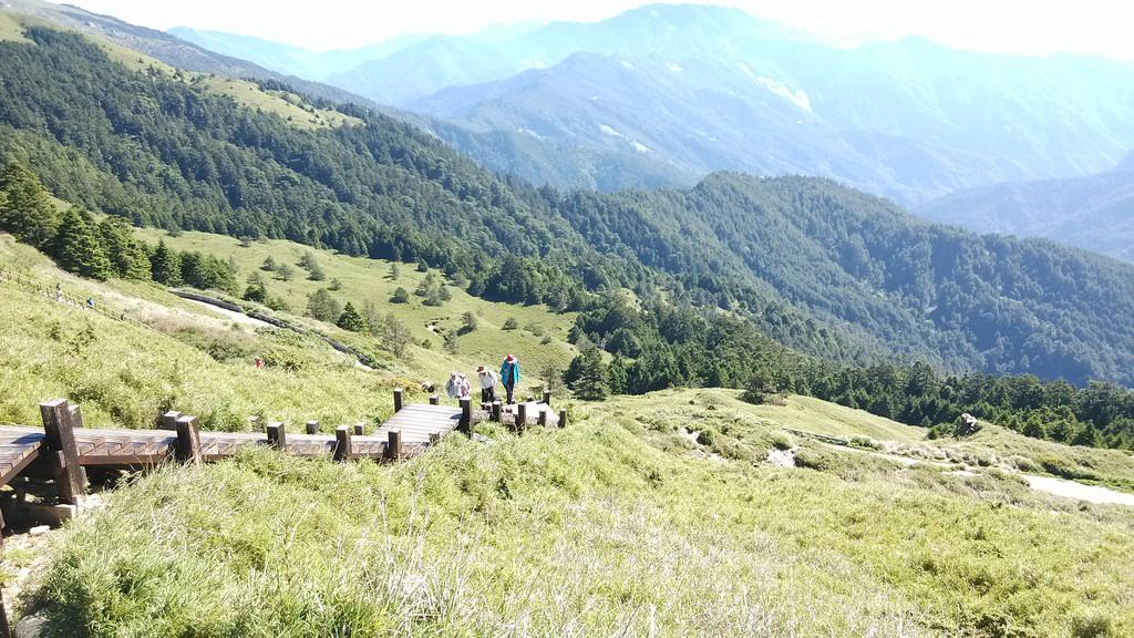 The Easiest Hiking Trip in TAIWAN:Mountain Hehuan Main Peak(合歡主峰) & Mountain Shimen(石門山)