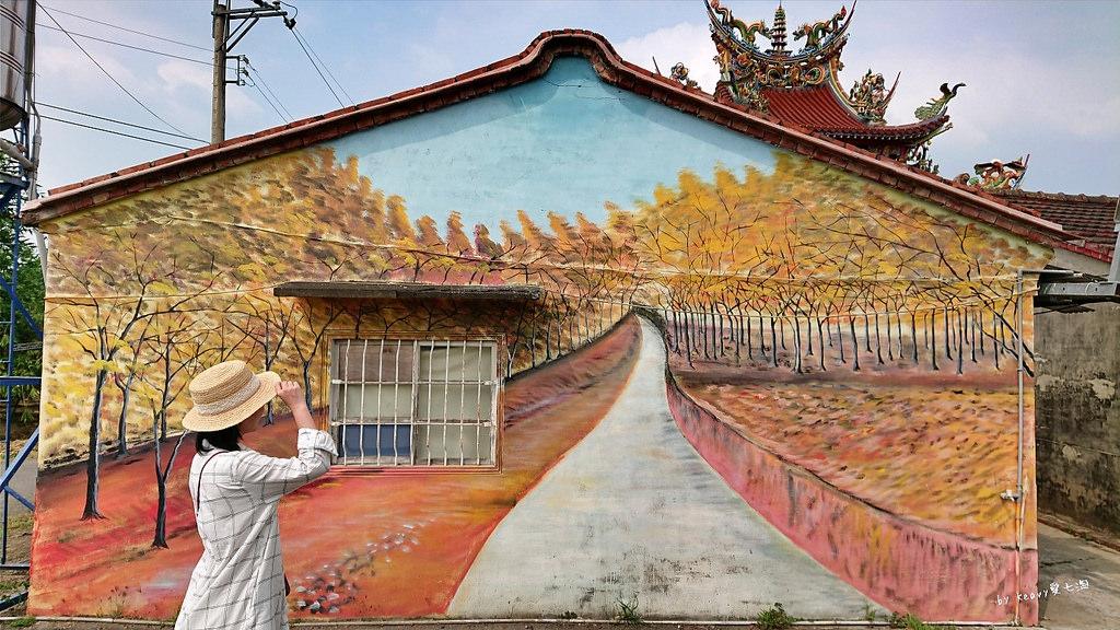 【 南部懶人包 】超逼真繽紛3D立體彩繪牆,特搜南台灣10個彩繪主題景點