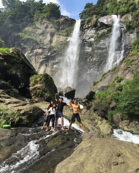 雲林蓬萊瀑布