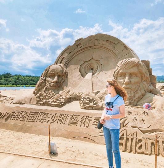2019福隆國際沙雕節