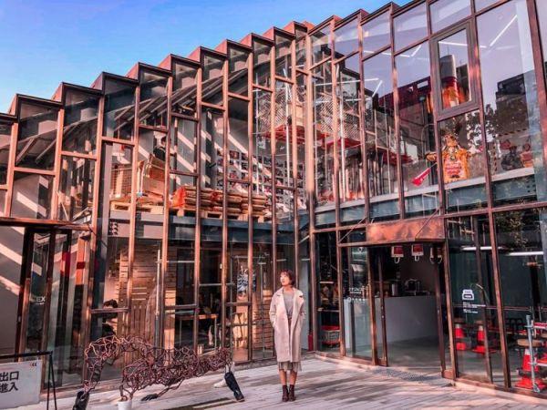 工家美術館是全球第一座結合工地、展覽的複合式共享藝術空間