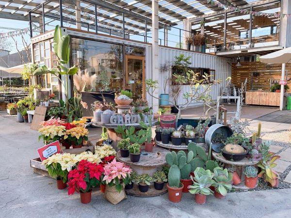 彰化多肉植物景點推薦綠果庭院