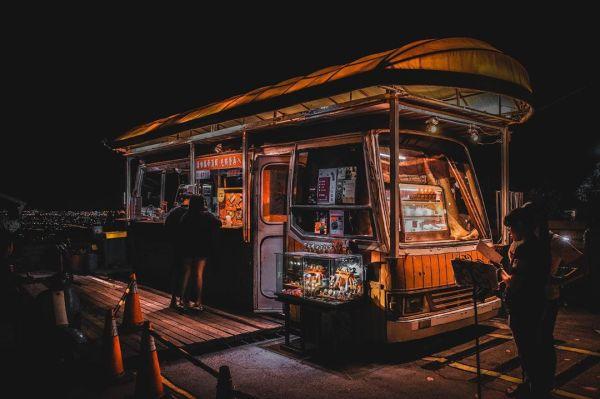 啡文學夜景咖啡