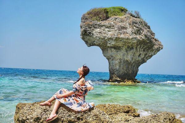 小琉球景點 小琉球花瓶岩