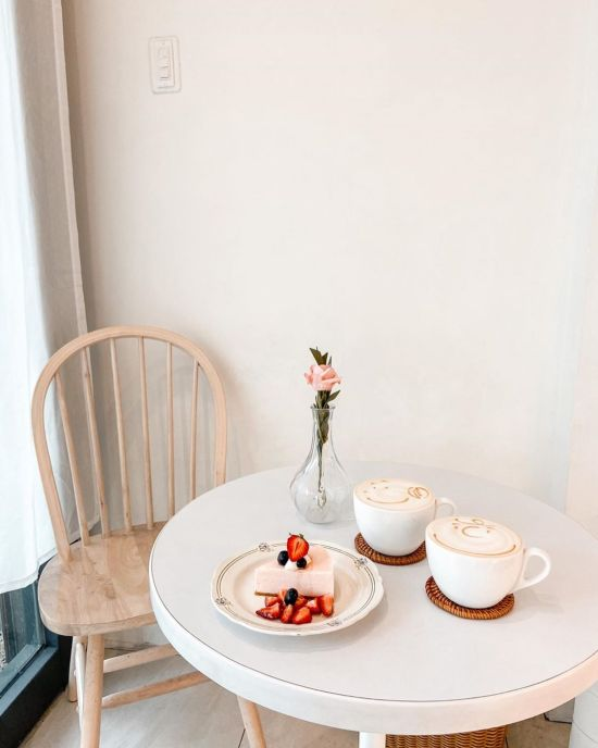 桃園景點 桃園咖啡廳 桃園咖啡 中壢咖啡廳 中壢網美店 Perse cafe 韓系咖啡廳
