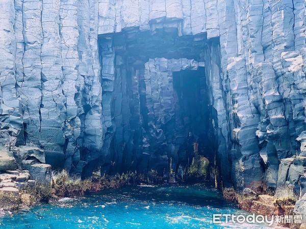 【澎湖│西吉嶼】宛如遺落仙境 必去絕美藍洞景點在這裡!