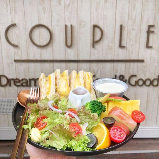 Couple 好食。好物 中壢美食  中壢早午餐