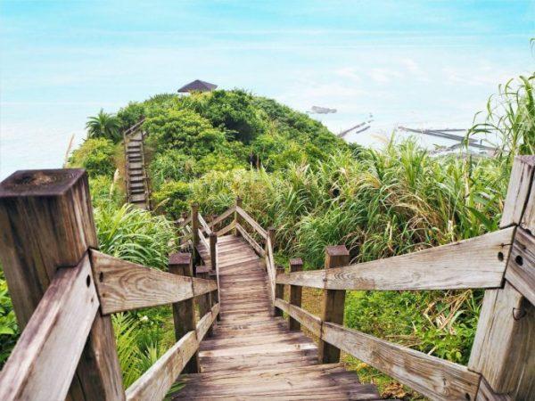 花蓮海線景點:大石鼻山