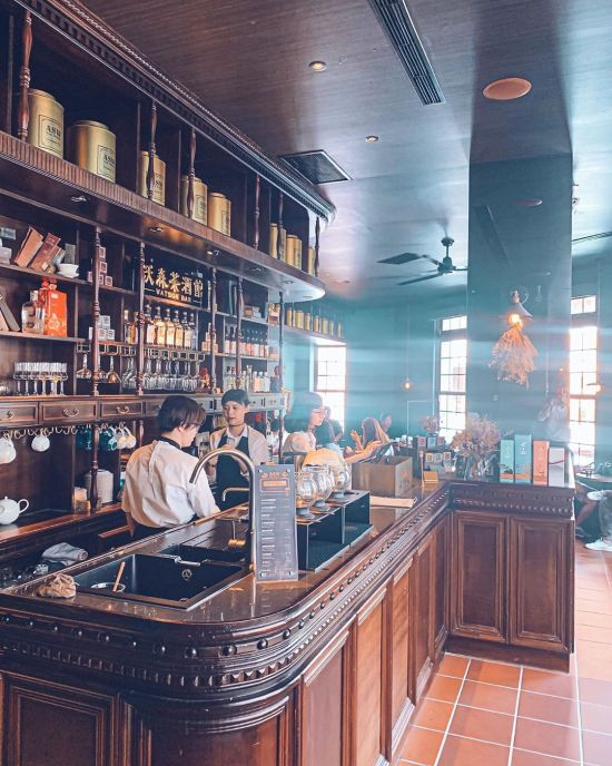 沃森茶酒館 Watson Bar 大稻埕餐廳,大稻埕餐廳推薦,大稻埕茶酒館,大稻埕餐館