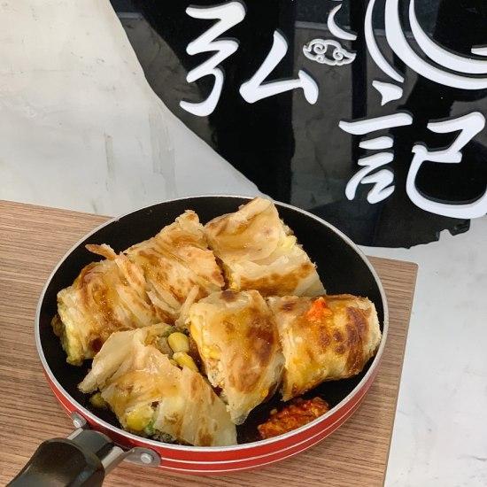 弘記豆漿|三重蘆洲,三重美食,新北美食,蛋餅,酥脆蛋餅,