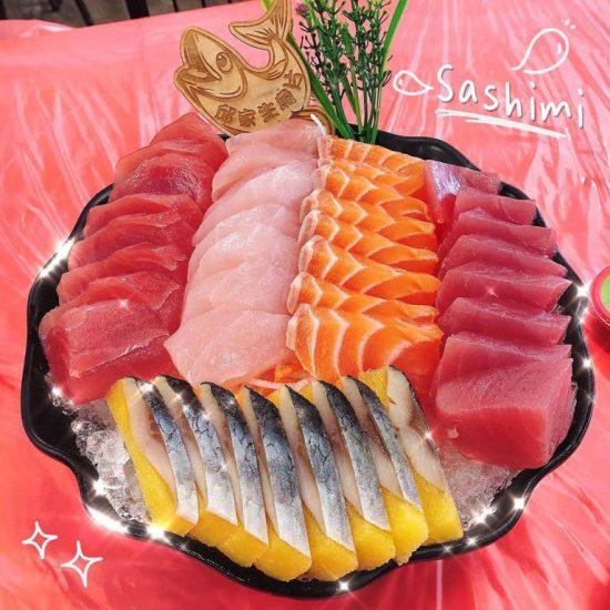 後壁湖邱家生魚片 屏東美食,屏東美食推薦,屏東生魚片,後壁生魚片推薦