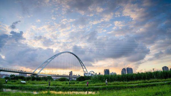 新月橋 新莊景點,新莊板橋景點