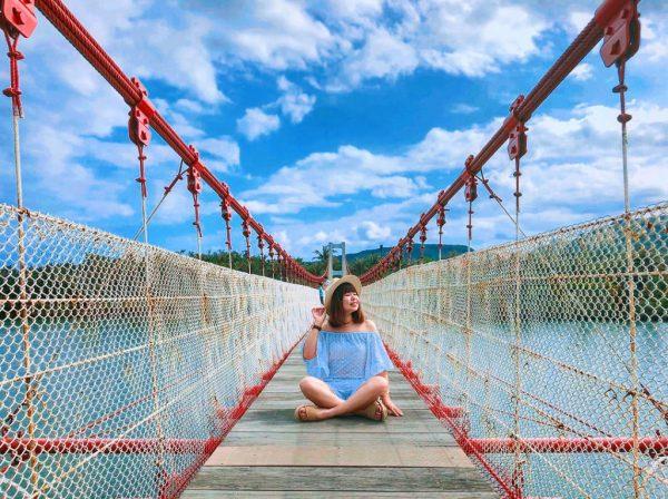 滿州港口吊橋 屏東景點,屏東吊橋,屏東必去,屏東必去景點,屏東景點推薦