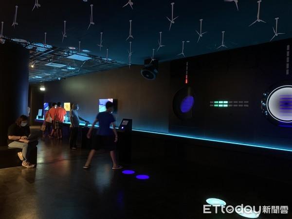 電幻1號所|板橋雨天景點推薦 0元免費玩「能源健身房」推薦五大飆汗設施