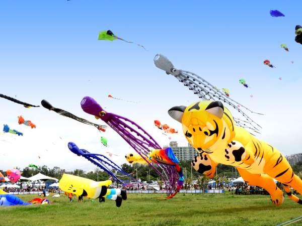 新竹市國際風箏節|新竹旅遊快訊,新竹漁港,國際風箏節,風箏,