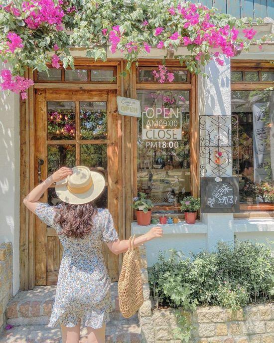 古董咖|台南景點|台南咖啡廳|鄉村咖啡廳|古董|